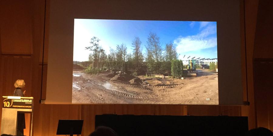 Attending the 10th International Landscape Biennial