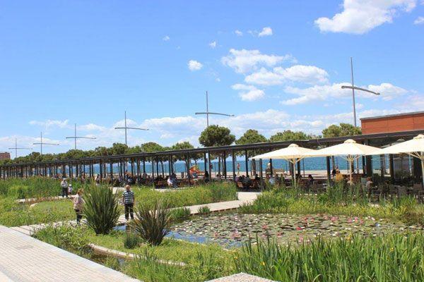 Thessaloniki New Waterfront Creates Spectacular Scenes