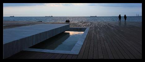 Thessaloniki New Waterfront Image