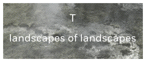 Landscapes of Landscapes Logo